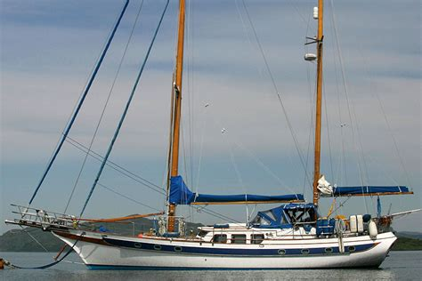 boat manufacturers ta fl used used 54 ta chiao cruising sailboat 1982 for sale for