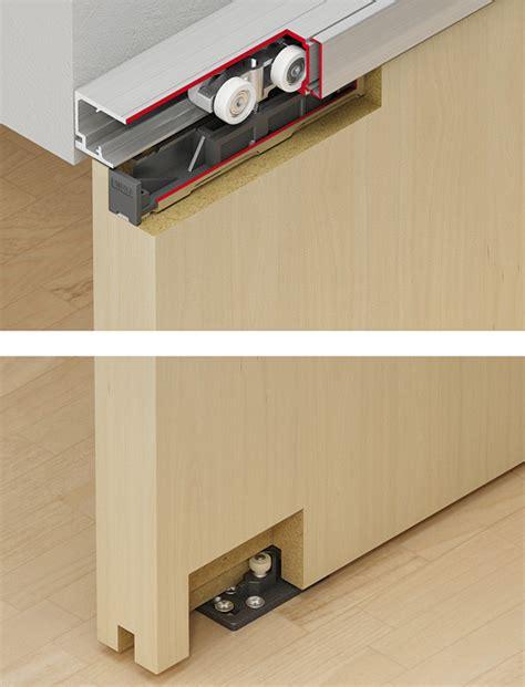 100 Doors Floor 60 - sliding door hardware eku porta 60 100 hmd set in the