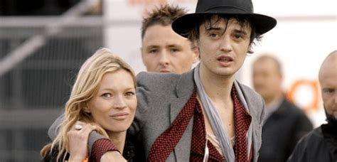 Kate Moss And Pete Doherty In Rehab Together by Rock And Their Models Novashreds