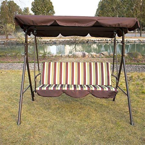 garden swing b q limites sales bestmart inc outdoor 3 person patio backyard