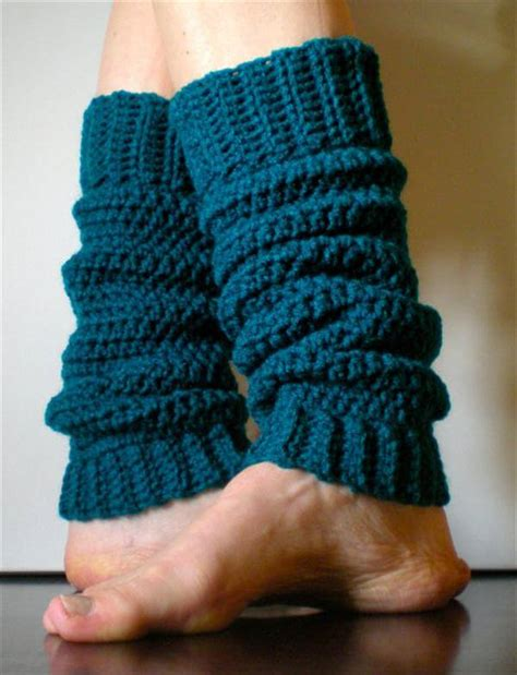 Handmade Warmers - diy easy handmade crochet leg warmer diy and crafts