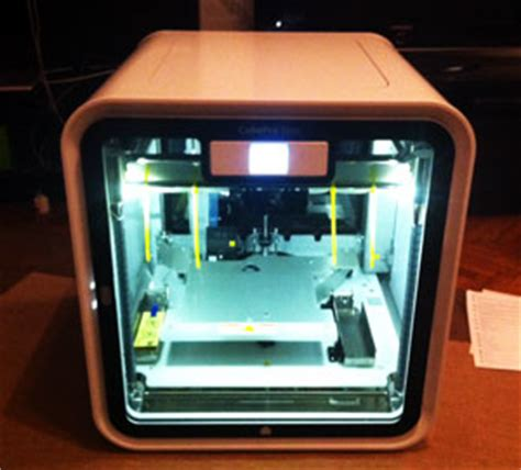 Printer 3d Cube Pro a review of 3d systems new cube pro article fri 17