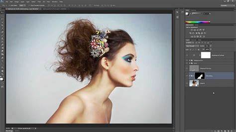 tutorial adobe photoshop video how to retouch and airbrush skin in photoshop photoshop
