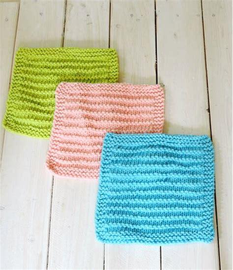 house dishcloth pattern easy farmhouse kitchen dishcloths allfreeknitting com