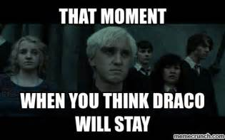 Draco Malfoy Memes - draco malfoy