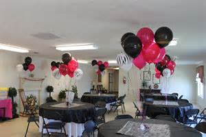 DIY Baby Shower Decorations: Zebra & Hot Pink   Mama Knows What?