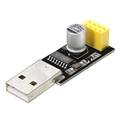 Esp8266 Esp01 To Usb Serial Adapter Wifi Esp01s Usb To Ttl Uart Iot usb to esp8266 serial adapter wireless wifi develoment