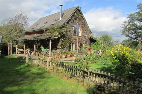 Small Timber Frame Homes ben law woodsman coppicer and natural eco builder of