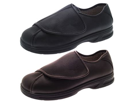 extra wide comfort shoes mens diabetic comfort shoes extra wide fit adjustable