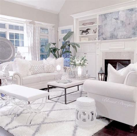 all white living rooms 2 002 curtidas 54 coment 225 rios deborah blountdesigns