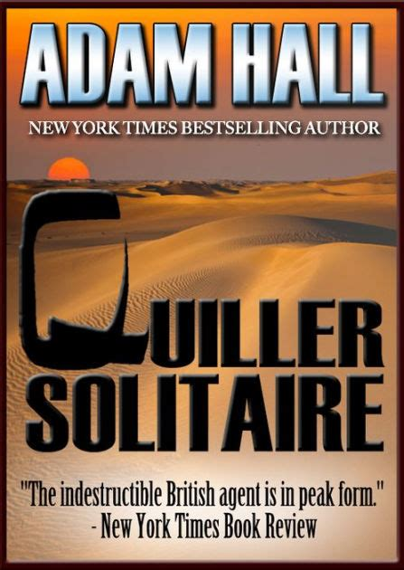 libro the solitaire mystery quiller solitaire quiller series by adam hall paperback barnes noble 174