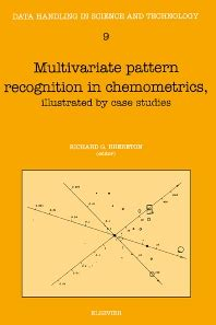 pattern recognition letters journal elsevier multivariate pattern recognition in chemometrics volume 9