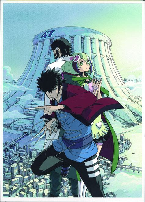 Anime W Tv by Crunchyroll Quot Dimension W Quot Tv Anime Cast Announced
