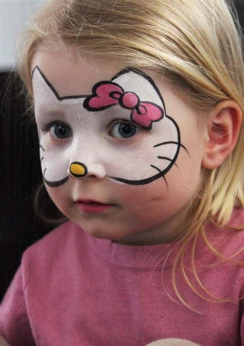 cool face painting ideas  kids hative