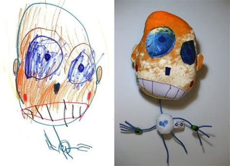 Drawings Made By Children