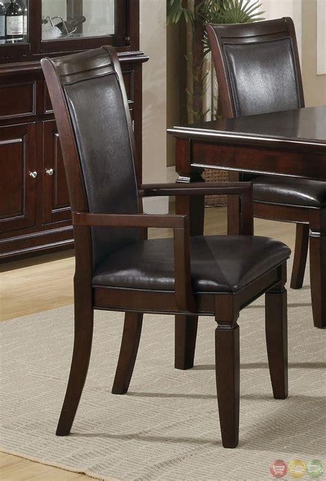 ramona 7 piece walnut finish casual dining room set ramona 7 piece walnut finish casual dining room set