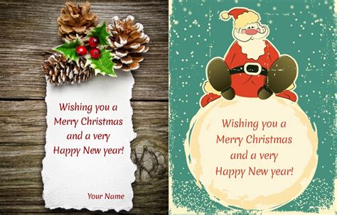 christmas greeting cards icons decorative elementsbackgroundspsd ai