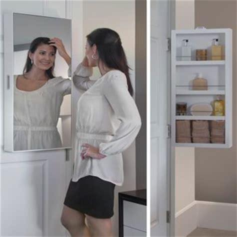 mirror behind door storage cabinet behind door storage door storage and framed mirrors on