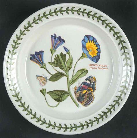 Portmeirion Botanic Garden Patterns Portmeirion Botanic Garden Trailing Bindweed Bread Butter Plate S5482427g2 Ebay