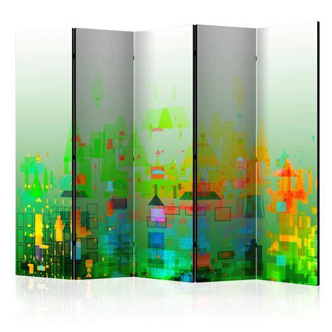 trennwand deko deko paravent raumteiler trennwand foto abstrakt 3d 10