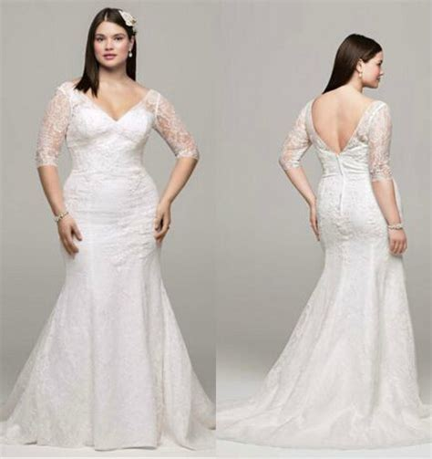 Choosing the Right Plus Size Wedding Dresses According to