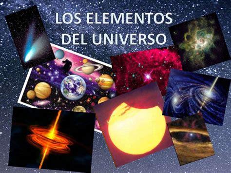 imagenes del universo y sus elementos los elementos del universo