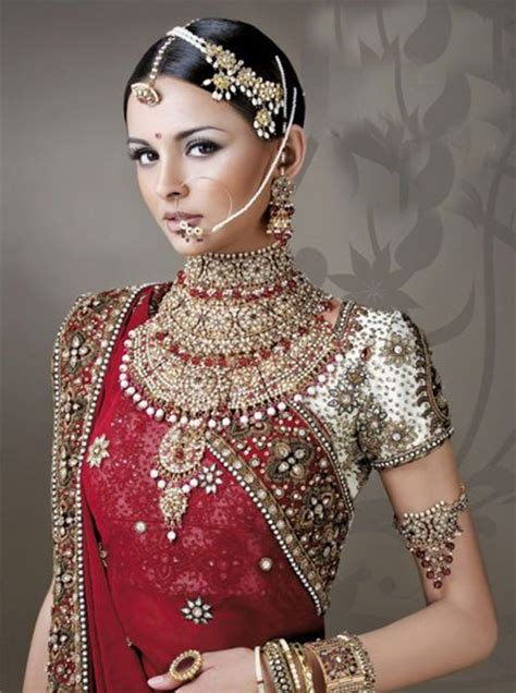 Weise Brautschmuck by Indian Bridal Jewellery And Makeup Photos Funkidos