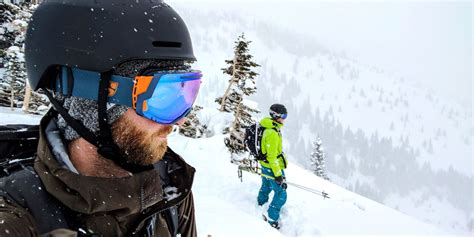 best snow goggles 13 best ski goggles of 2018 ski and snowboard goggles