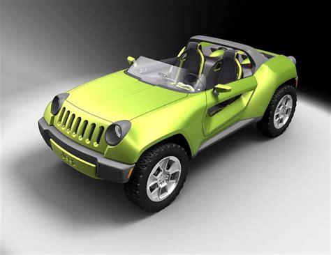 jeep renegade concept 2008 jeep renegade concept conceptcarz com