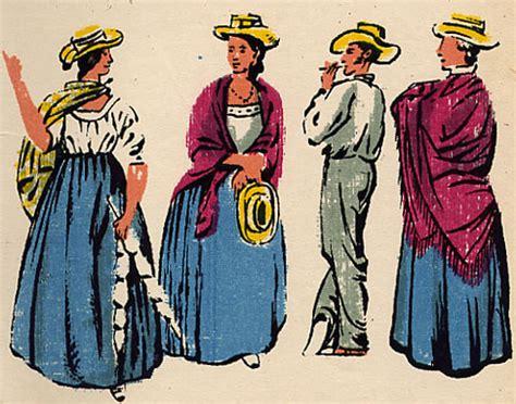 imagenes de vestimenta jordan im 225 genes de la vestimenta en la 233 poca colonial de 1810