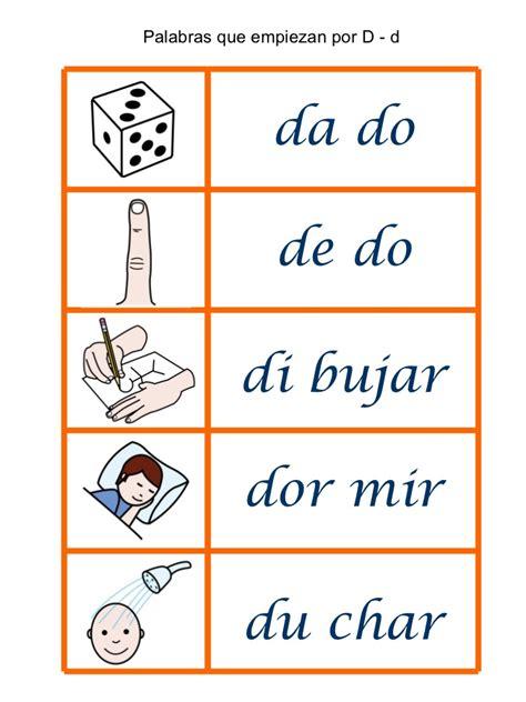 imagenes de cosas que empiecen con la letra i palabras que empiezan con la letra d