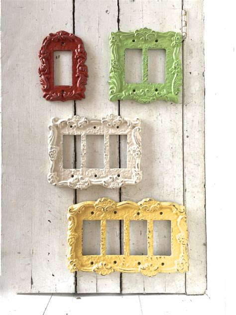 triple light switch cover light switch cover triple rocker switch plate rocker switch