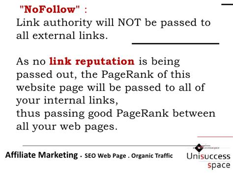 Links To Stalk 20 by Add Nofollow Tag To Affiliate Link To Effectually Avoid De