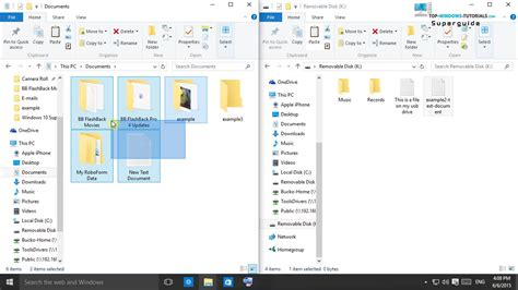 windows 10 c tutorial windows 10 tutorial 12 multiple files and folders top