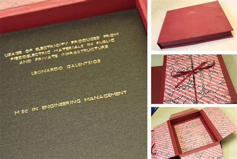 manchester dissertation binding slip cases and presentation boxes york bookbinding