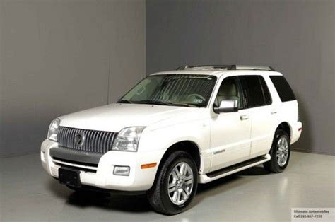 2010 mercury mountaineer heated leather trimmed front seats batucars find used 2007 mercury mountaineer premier awd dvd leather heated seats 3row 7 pass pdc in