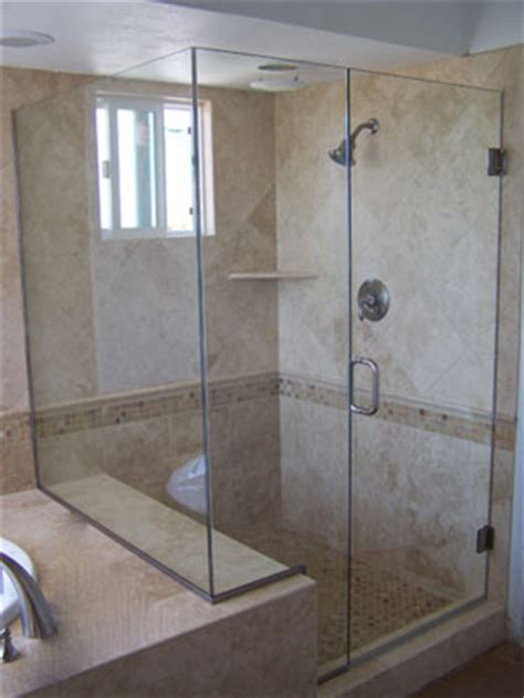 pictures of frameless glass shower doors shower doors orange county frameless shower glass in oc