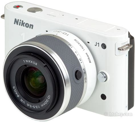 nikon 1 j1 review and user guide
