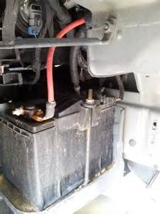 2011 dodge journey battery change step by step