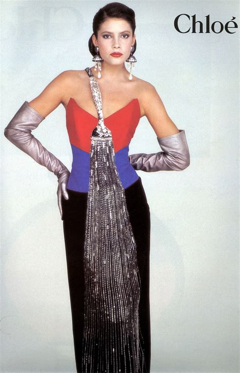1983 dress styles karl lagerfeld fashion topics the red list
