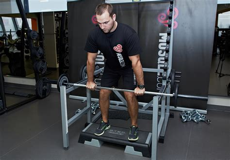 Rack Pulls Or Deadlifts by The Best Deadlift Variations School Of Jump