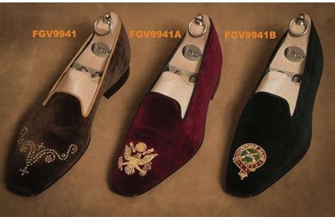 custom velvet slippers velvet loafers collection fg