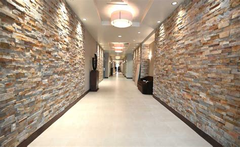 Veneer For Interior Walls by Interior Stacked Veneer Wall Panels Interior Wall