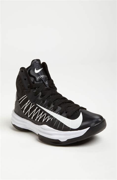 lunar basketball shoes nike lunar hyperdunk basketball shoe in black start
