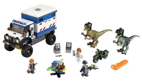Dino Ori Lego By Bricktalk lego dino jurassic 75917 la du v 233 lociraptor