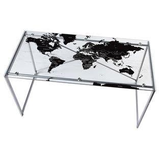 world map desk