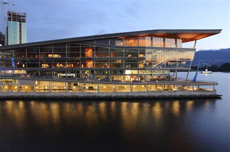 uniquely northwest vancouver convention center on the
