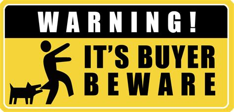 Buyer Beware by Personal View The Course Of True Never Did Run