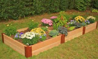 garten bett raised garden beds raised bed kits frame it all