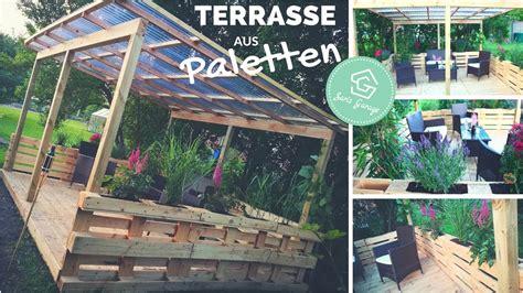 Terrasse Aus Paletten Bauen by Genial Terrasse Selber Bauen Sch 246 N Home Ideen Home Ideen